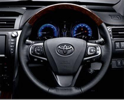toyota camry wood steering wheel