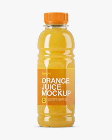 You can now use this milk plastic bottle mockup to showcase your product packaging design in a photorealistic look. Plastic Bottle W/ Orange Juice Mockup in Bottle Mockups on ...