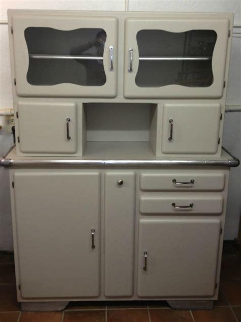 meuble de cuisine vintage buffet de cuisine des annees 50