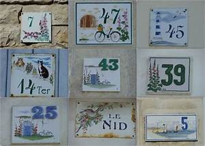 Plaque De Maison Originale : plaque de maison originale avie home ~ Teatrodelosmanantiales.com Idées de Décoration