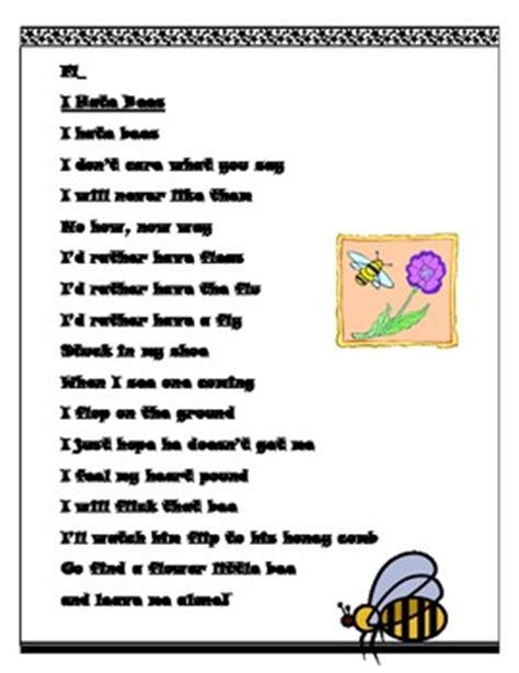 blend phonics poems  shabby chic teaching geek tpt