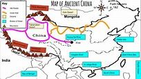 Ancient China map -Faith Navarro p.2
