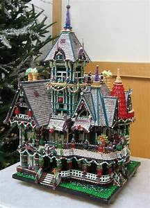 Pin by Donna Powers on ~~ INCREDIBLE, EDIBLE GINGERBREAD ...