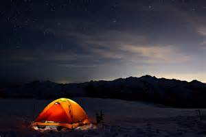 Tent Camping Lake Backgrounds