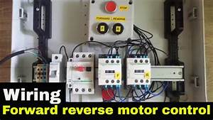 How To Wire Forward Reverse Motor Control