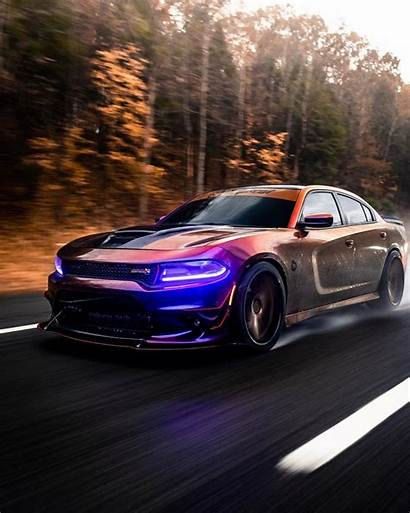 Hellcat Charger Wallpapers Dodge Srt Scat Pack