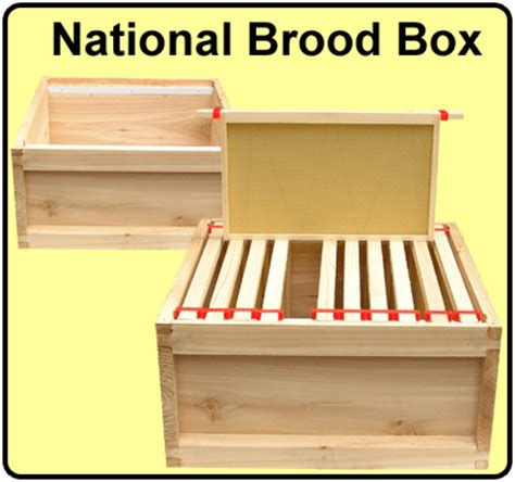 national brood box brood boxes and national hives manufactured in surrey by kitsch bee