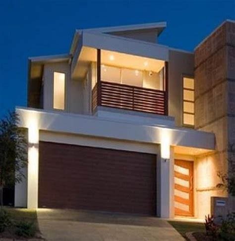 Narrow block house plans perth - Home design and style