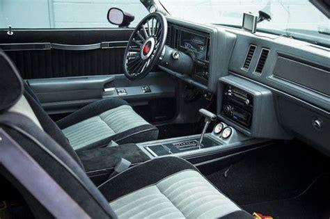 sell   buick grand national custom
