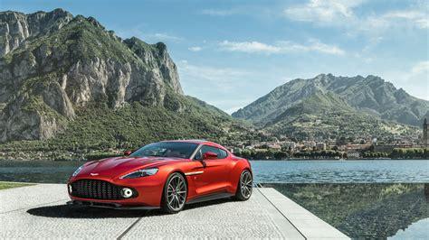 Wallpaper Aston Martin V12 Zagato 4k Automotive Cars