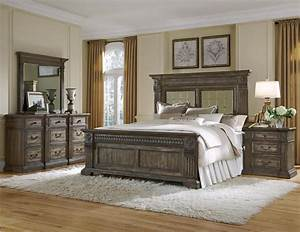 Pulaski furnishing arabella panel bedroom set for Pulaski furniture bedroom sets