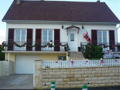 deco noel exterieur maison decorations de noel exterieures cgrio