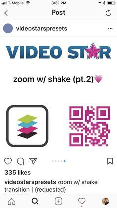 credit svperedits videostar presets coding