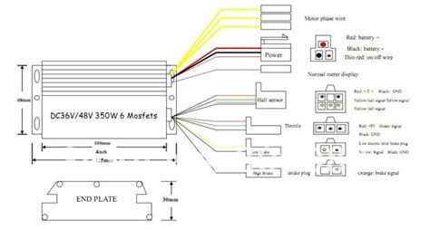 Electric Bike Controller Wiring Diagram Addition