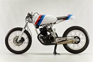Racing Caf U00e8  Honda Cb 125 Tt  U0026quot Rs U0026quot  By Steel Bent Customs