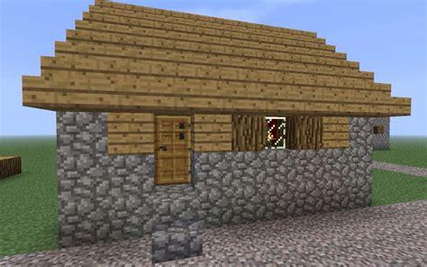 villager house blueprint minecraft building