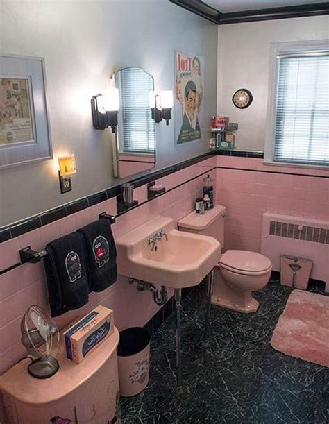 pink and black bathroom ideas pink bathroom design ideas and photos