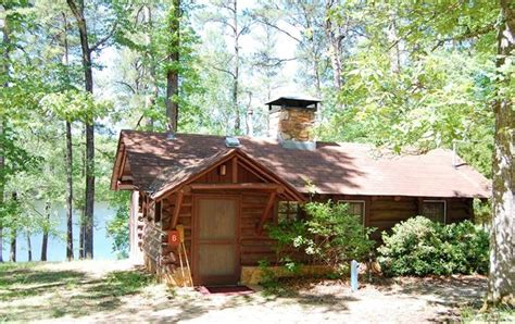 Stay At F.d.r. State Park Cabins In Pine Mountain, Ga