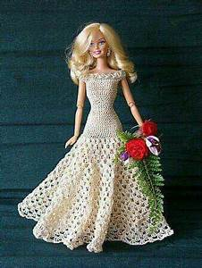 Search Results For Barbie Crochet Ball Gown Patterns Free