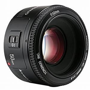 Offerta Yongnuo 50mm F1 8 Lens Large Aperture Auto Focus