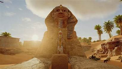 Sphinx Creed Origins Assassin Background Wallpapers Backgrounds