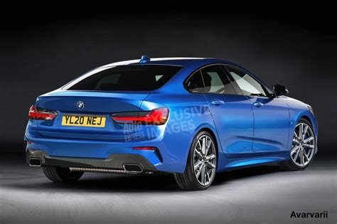 2020 Bmw 2 Series Gran Coupe new 2020 bmw 2 series gran coupe shaping up pictures