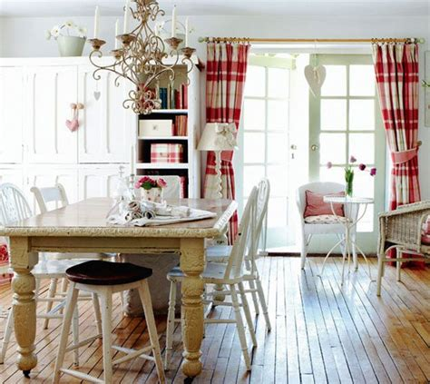 Inspired By Interior Design  Country Cottage Style The