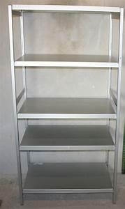 Alu Verbundplatten Küche : hupfer regal aluminium alu f r gastronomie k che fleischerei metzgerei a184 ebay ~ Markanthonyermac.com Haus und Dekorationen
