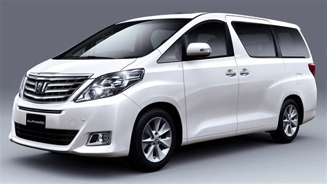 Toyota Alphard by Toyota Alphard Prices Revealed Rm338k 398k Image 239082