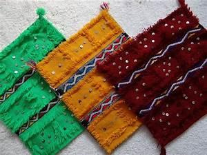 Housse De Coussin Berbere : coussin berb re marocain handira jaune fait main orn de ~ Melissatoandfro.com Idées de Décoration