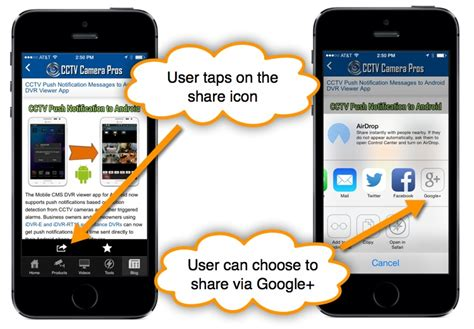 share apps on iphone google sharing integration iphone ipad android Share
