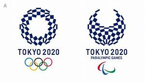Checkered pattern by artist Tokolo chosen as logo for 2020 ...