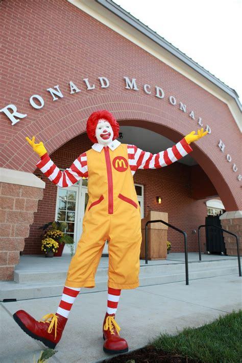 ronald mcdonald house kid charities