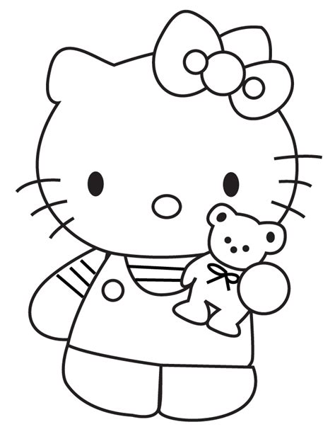 teddy bear coloring pages coloring home