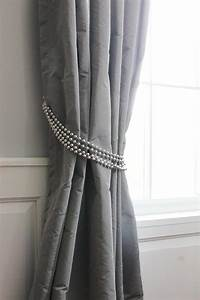 DIY Decorative Curtain Tie-Backs Goodwill - Southern