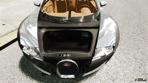 Bugatti Veyron Grand Sport Sang Bleu 2009 Epm For Gta 4