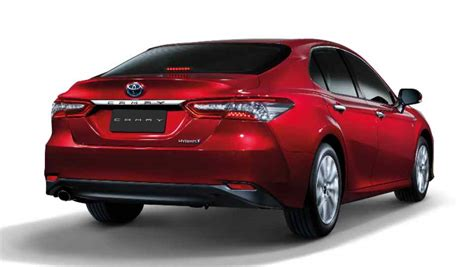 Toyota Malaysia 2020 by 2019 Toyota Camry Launched In Thailand Malaysia Soon