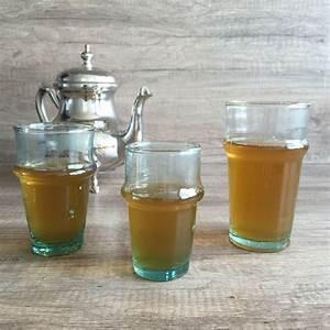 Verre A Verrine : verre de table artisanal ~ Teatrodelosmanantiales.com Idées de Décoration