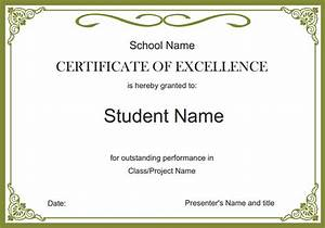 free certificate of appreciation template downloads - certificate templates certificate templates