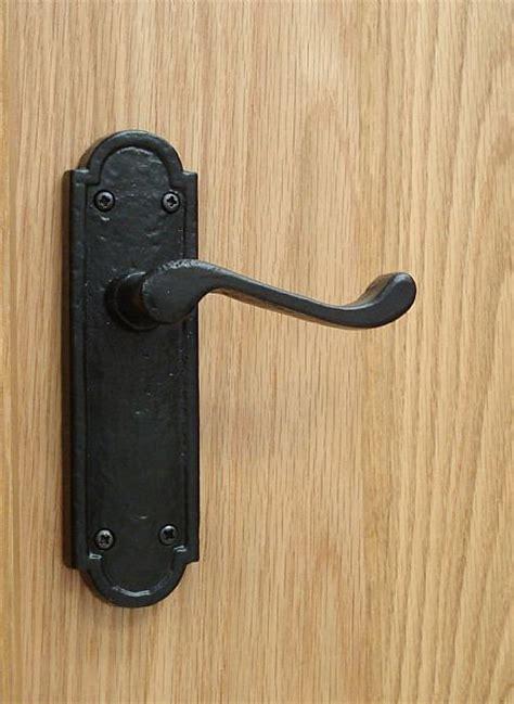 henley black door handles backplate handles