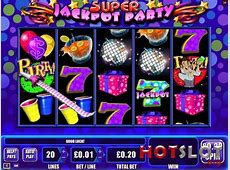 Super Jackpot Party slot machine from WMS reviewed by