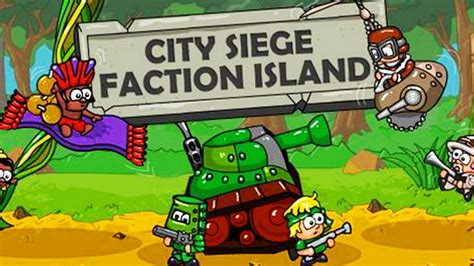 city siege 6 city siege faction island 2017 hd gameplay