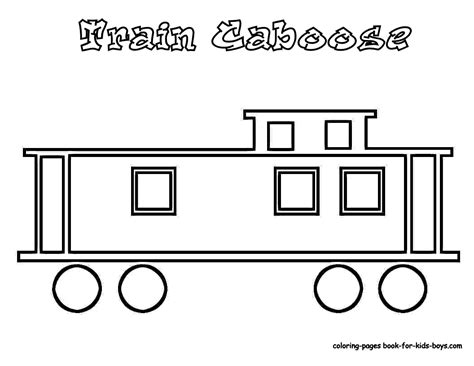 children train coloring  coloring pages book  kids