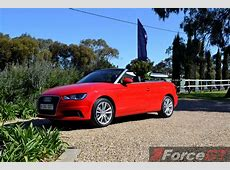 Audi A3 Review 2014 A3 Cabriolet 14 TFSI Attraction