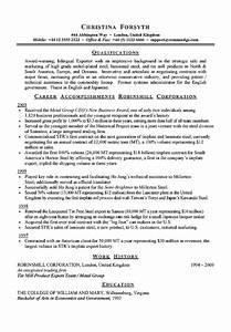 Resume Sample Marketing Exporter International Shipping Resume Example