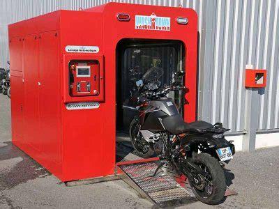 station de lavage automatique des stations de lavage automatique pour 2 roues