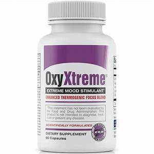 Oxy Xtreme 60 Caps By Brand New Energy