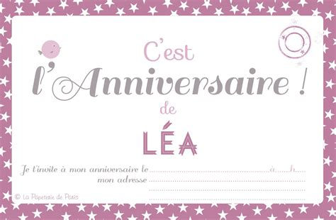 Carte Invitation Anniversaire Fille 9 Ans Carte Virtuelle