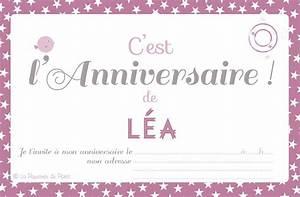 Invitation Anniversaire Fille 9 Ans : carte invitation anniversaire fille 9 ans carte virtuelle ~ Melissatoandfro.com Idées de Décoration