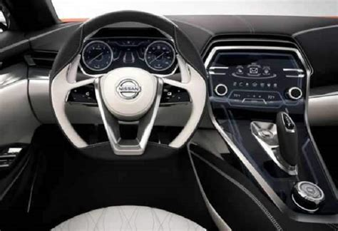 2017 Nissan Altima Interior by 2017 Nissan Altima Redesign Changes Release Date Mpg
